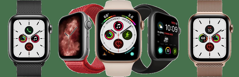 Apple watch glass repair